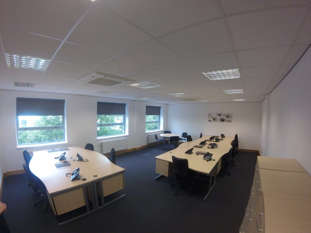 10-12 Person Office To Let