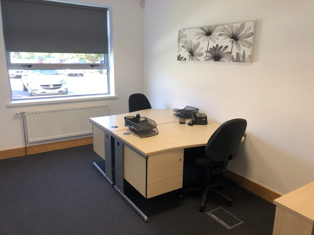 2 Person Office To Let