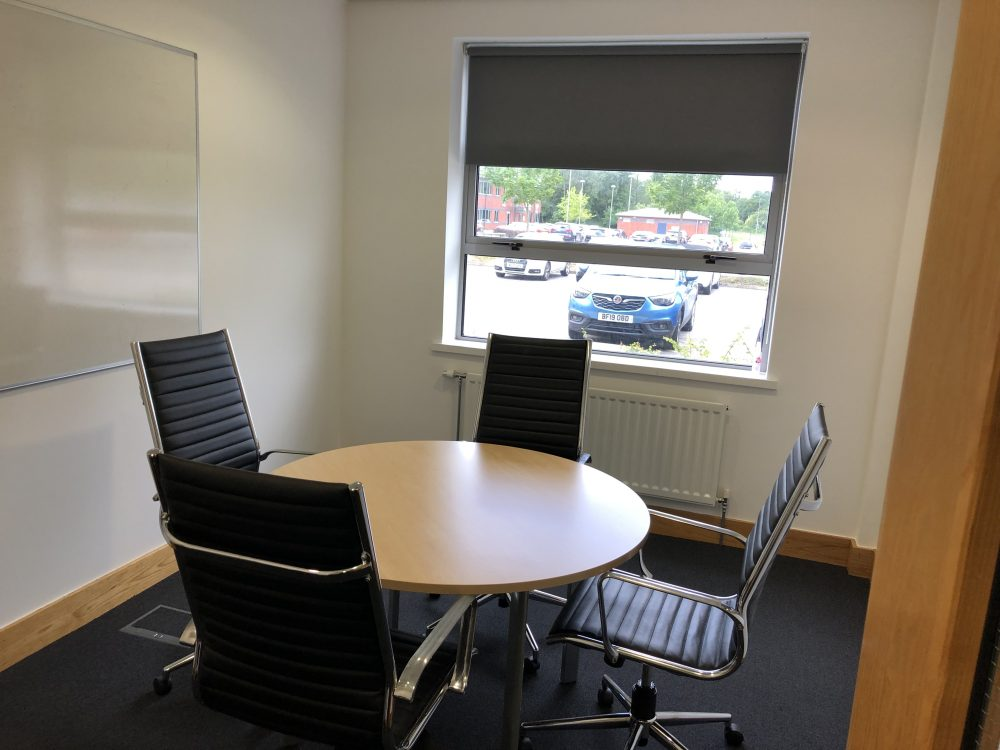 4 Person Meeting Room for Hire