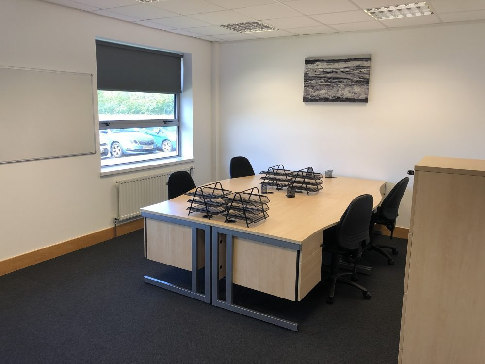 4 Person Office To Let
