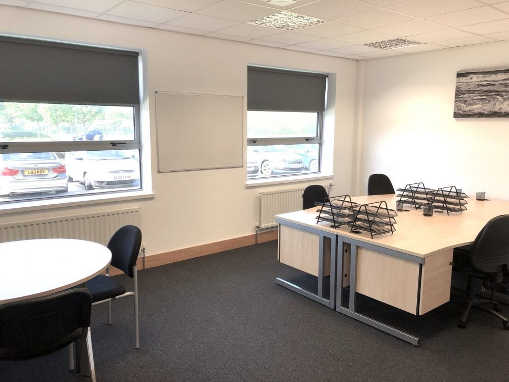 5-6 Person Office To Let
