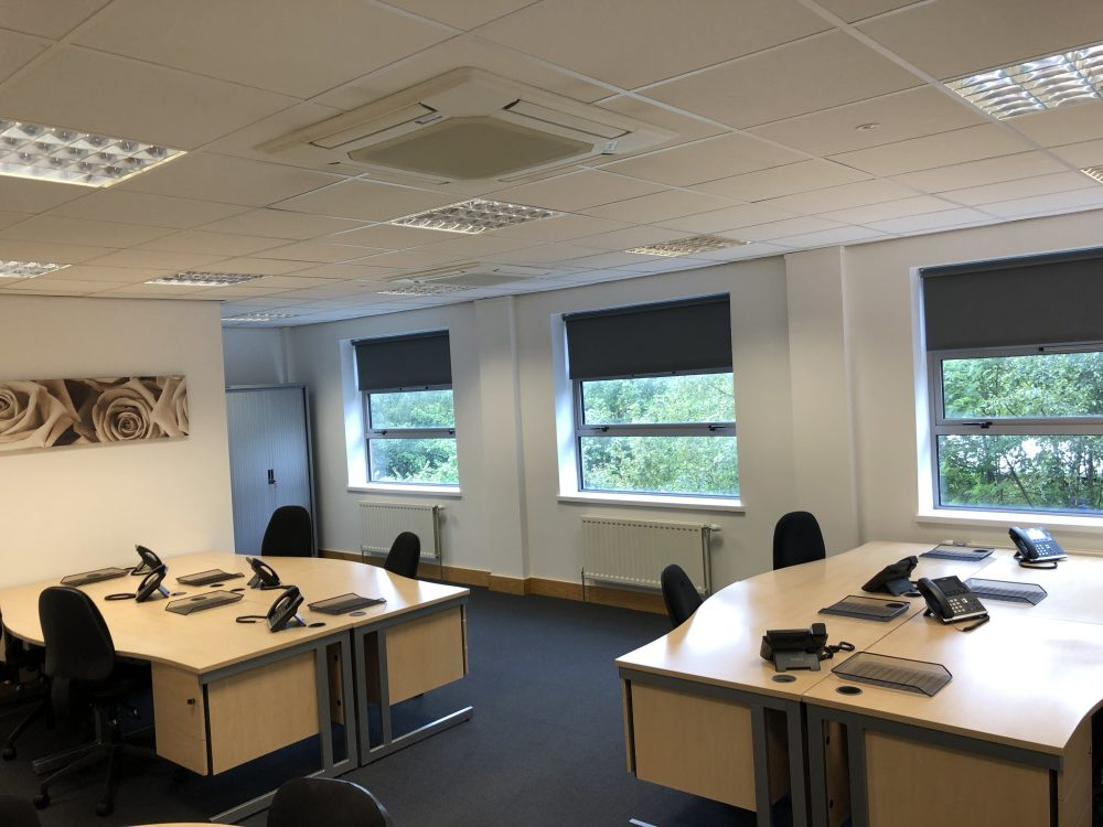 7-9 Person Office To Let