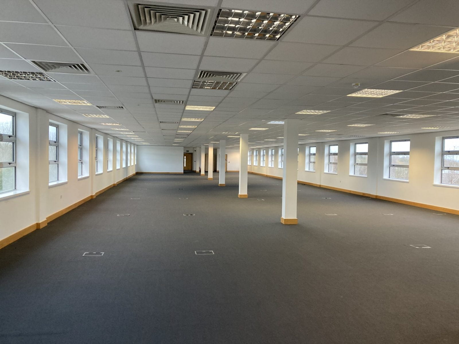 80-100 Person Wing (5,760 sqft) To Let